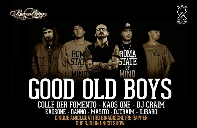 26.10 good old boys
