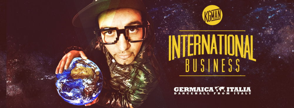 KG man Cover International Business
