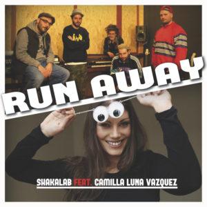 cover SHAKALAB - RUN AWAY